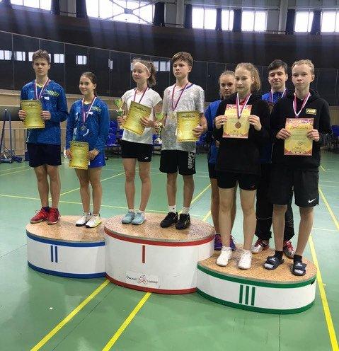 Приморские бадминтонисты выиграли награды всероссийских турниров