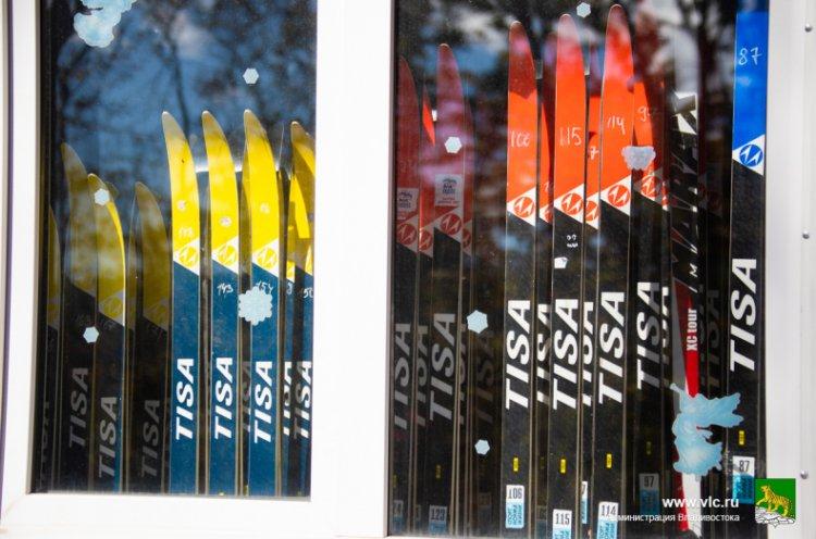 «Русскую лыжню» во Владивостоке готовят к зиме